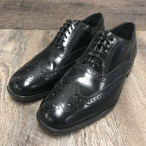 Florsheim Men's Wing Tip Leather Oxfords